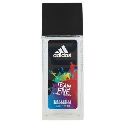 Adidas  team five dezodorant w szkle 75 ml