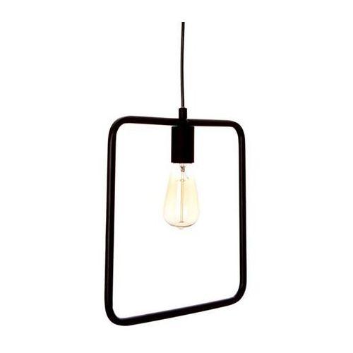 SPOT-LIGHT CARSTEN Lampa wisząca 1xE27 60W, czarny, metal, 320x330x900 mm 1652104, 1652104