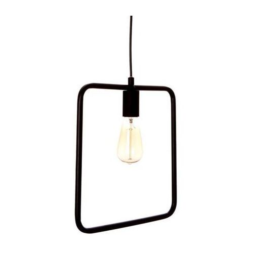 SPOT-LIGHT CARSTEN Lampa wisząca 1xE27 60W, czarny, metal, 320x330x900 mm 1652104, kolor czarny
