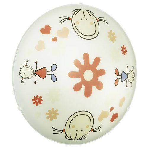 Eglo JUNIOR 2 lampa sufitowa Biały - - - Obszar wewnętrzny - 2 -, E14020100888