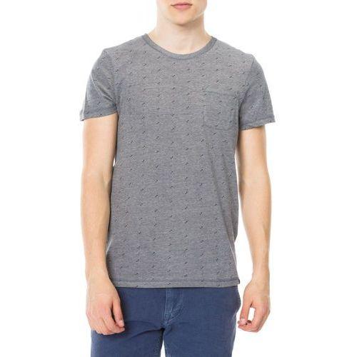 Tom tailor t-shirt niebieski l