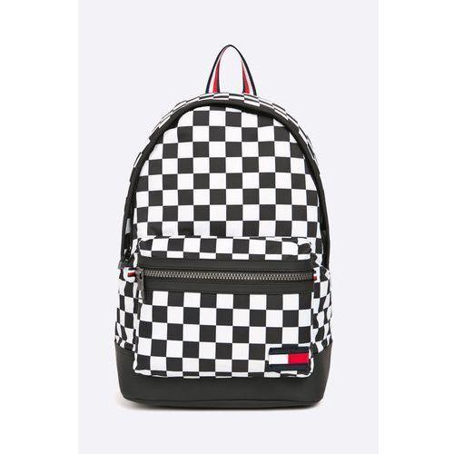 Tommy hilfiger - plecak tommy backpack checker flag