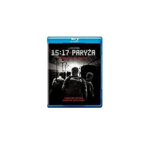 15:17 DO PARYŻA (BD) (Płyta BluRay)