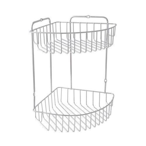 Koszyk łazienkowy VEGA NAROŻNY CENTER-PLUS
