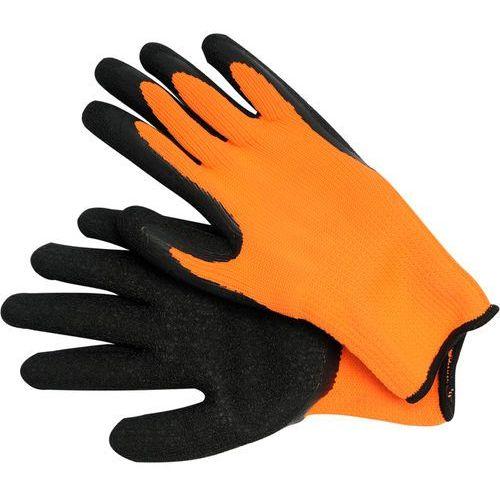 Rękawice robocze VOREL 74148 Czarno-pomarańczowy (rozmiar 10) (5906083741487)