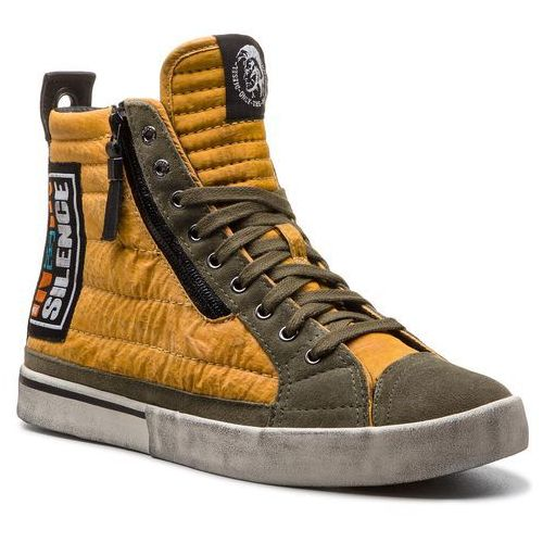 Sneakersy DIESEL - D-Velows Mid Patch Y01819 P1833 T2117 Mineral Yellow