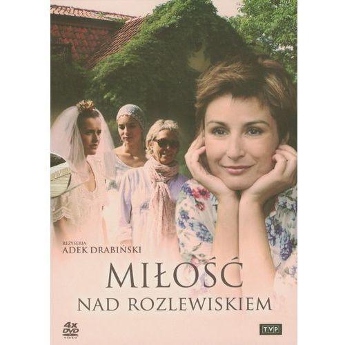 Miłość nad rozlewiskiem - Dariusz Banek, Arkadiusz Borowik, Piotr Jachowicz, Miłosz Rozlewiński (5902600066705)
