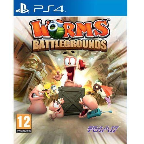 OKAZJA - Worms Battleground (PS4)
