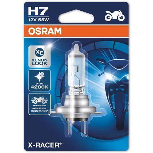 Osram® Żarówka do motocykla h7 x-racer® 4200k | blister 1 szt.