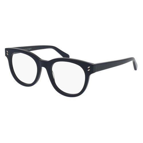 Stella mccartney Okulary korekcyjne sc0082o 004
