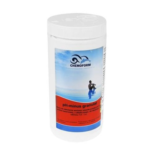 ph minus (-) granulat 1,5kg marki Chemia basenowa