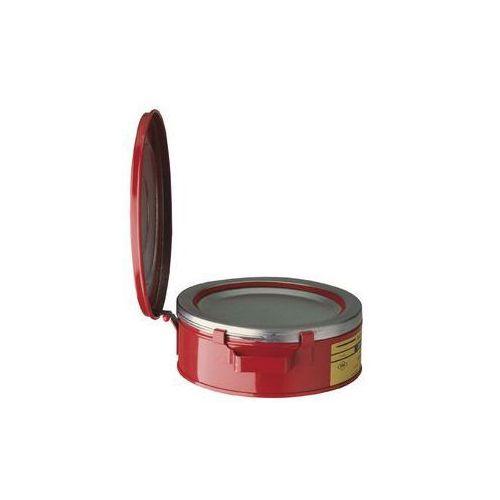 Pojemnik do nasączania,blacha stalowa, ocynkowana i lakierowana