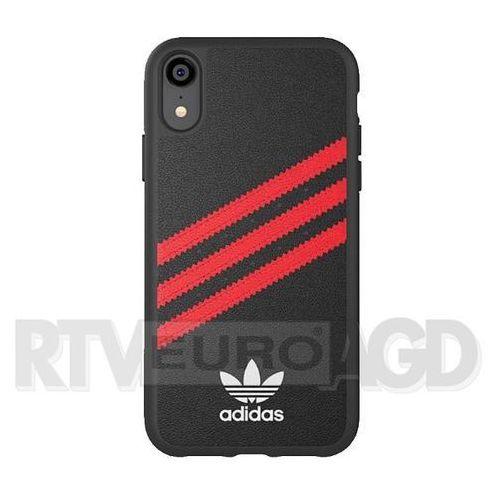 Adidas Folio Grip Case iPhone Xr (czarny), kolor czarny