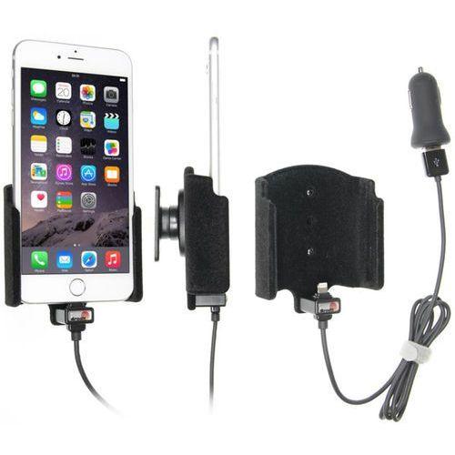 Brodit ab Uchwyt do apple iphone xs max z wbudowanym kablem usb oraz ładowarką samochodową