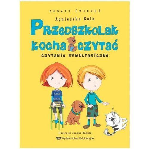 Przedszkolak kocha czytać Czytanie symultanicz.z.ćwiczeń (2014)