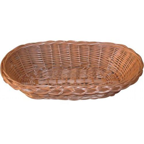 Koszyk wiklinowy owalny | różne wymiary | 20x28 cm - 21x16 cm marki Tom-gast