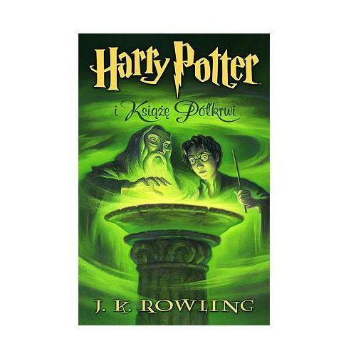Harry Potter i Książę Półkrwi (opr. twarda)