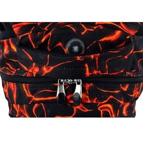 St.-majewski Plecak 3-komorowy lava