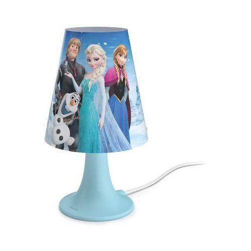 Philips  71795/35/16 - lampa stołowa dla dzieci disney frozen led/2,3w/230v, kategoria: oświetlenie dla dzieci