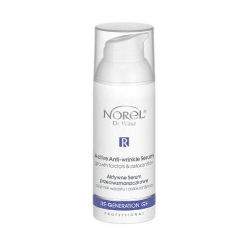 Norel (Dr Wilsz) ACTIVE ANTI-WRINKLE SERUM Aktywne serum przeciwzmarszczkowe (PA220) - sprawdź w wybranym sklepie