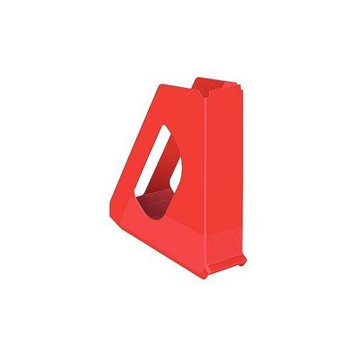 Pojemnik na dokumenty europost vivida, czerwony 70mm 623935 marki Esselte