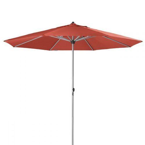parasol przeciwsłoneczny active teleskop 340cm terakota marki Doppler