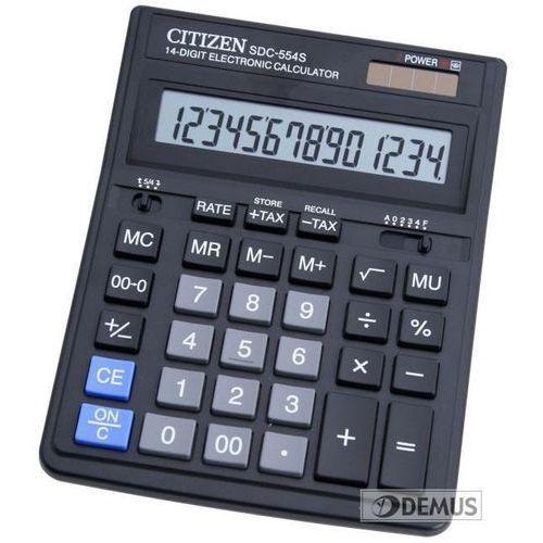 Kalkulator Citizen SDC-554S - sprawdź w wybranym sklepie