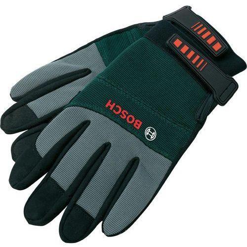 Rękawice robocze Bosch F016800292 Wielkość=L ciemnozielony, srebrny, czarny