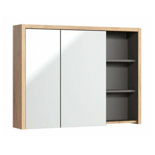 Szafka łazienkowa z lustrem - Ralfo 4X
