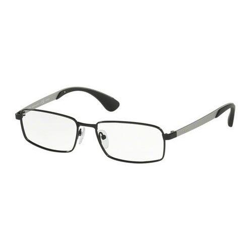 Okulary korekcyjne pr56svd asian fit 7ax1o1 marki Prada