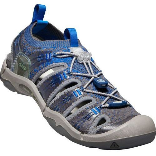 Keen Evofit One Sandały Mężczyźni szary/niebieski US 10,5 | EU 44 2018 Sandały sportowe