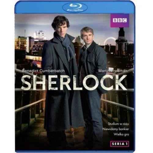 Sherlock seria 1 (2 Blu-ray) - Dostawa zamówienia do jednej ze 170 księgarni Matras za DARMO - sprawdź w wybranym sklepie