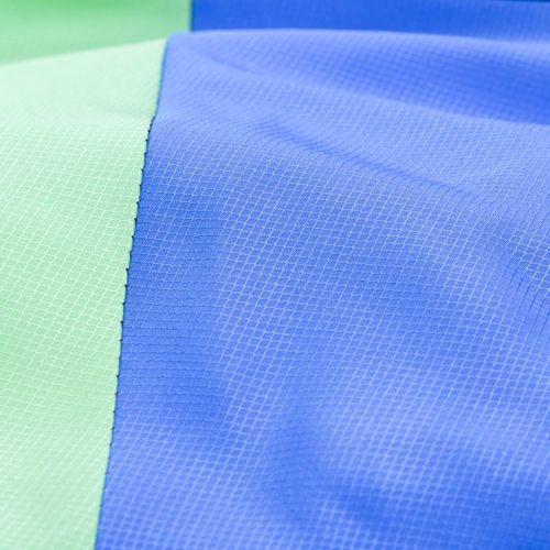Śpiwór turystyczny kołdra z kapturem ULTRALIGHT 600 839642 Spokey - Zielony   Niebieski