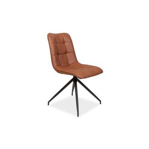 Signal Krzesło - olaf - brąz - loft