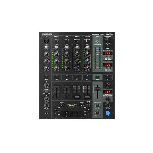 Behringer PRO MIXER DJX750 z kategorii Zestawy i sprzęt DJ