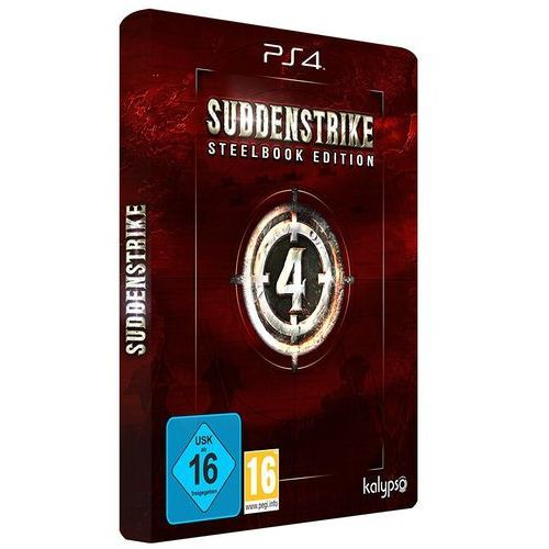 OKAZJA - Sudden Strike 4 (PS4)