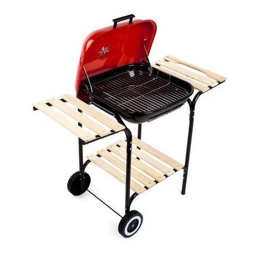 Happy green grill węglowy party