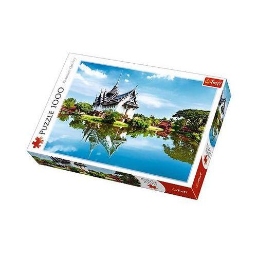 Trefl Puzzle 1000 elementów. pałac sanphet prasat