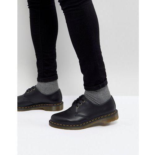 vegan 1461 3-eye shoes in black - black, Dr martens