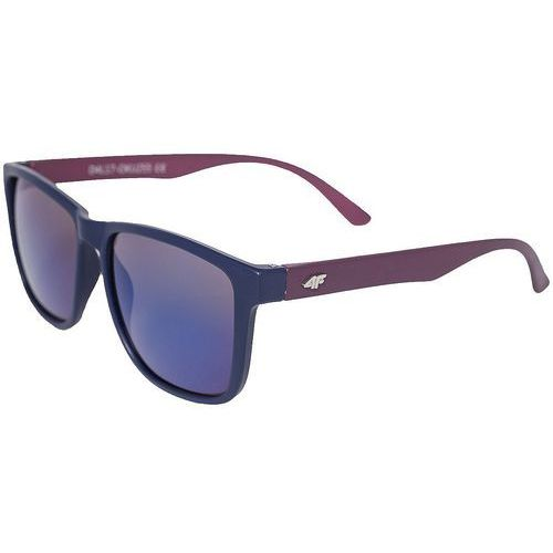 Sportowe okulary przeciwsłoneczne h4l18-oku003 granatowy-bordowy marki 4f