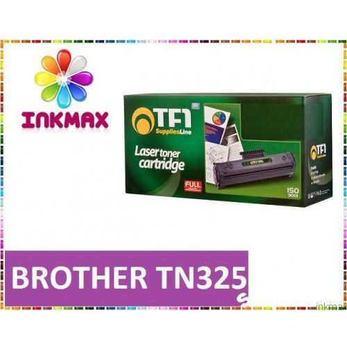4x TONER BROTHER 325 / 320 zamienniki (TN325B, TN325C, TN325M, TN325Y) CMYK