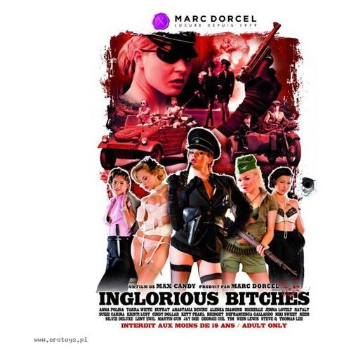 DVD Marc Dorcel - Inglorious Bitches