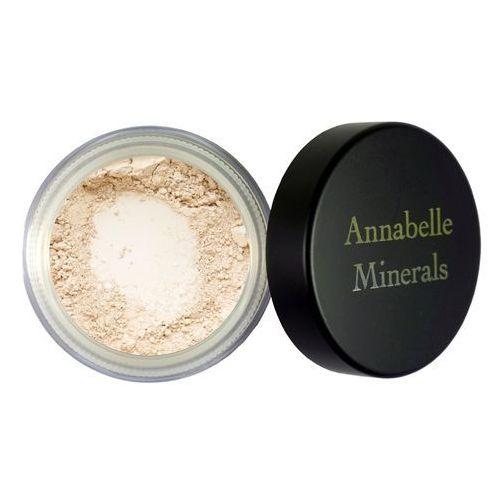 Annabelle minerals  - mineralny podkład rozświetlający natural light 4g