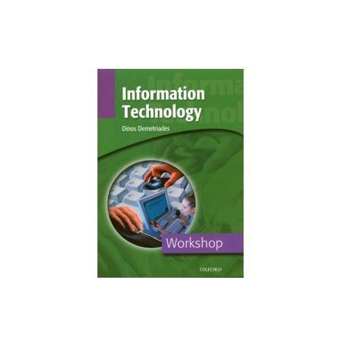 Workshop Information Technology Angielski ćwiczenia Szkoła średnia, Dinos Demetriades