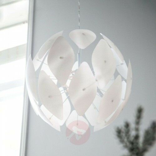 Subtelna lampa wisząca Chiffon Smart Volume 60 cm, 25957515097