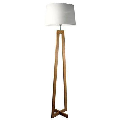 SACHA-Lampa podlogowa Drewno Wys.169cm