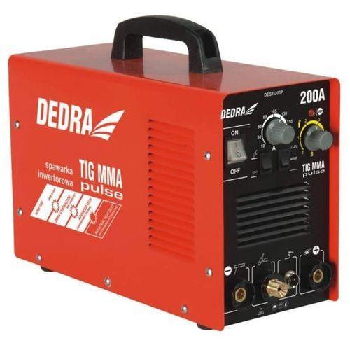 Dedra Spawarka inwentorowa desti203p mma/tig pulse 200a + darmowa dostawa! (5902628760814)