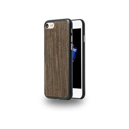 Azuri Etui elegante apple iphone 7/8 drewno czarny azcovelwoodiph7-blk