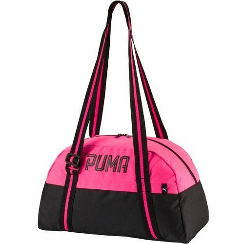 Puma torba sportowa Fundamentals Sports Bag Female Black (4056207744977)
