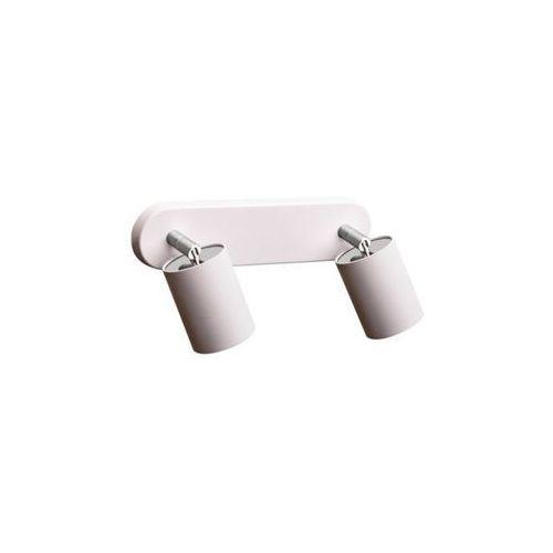 Nowodvorski Kinkiet eye spot white ii 25cm 6015 + rabat w koszyku za ilość!!! - biały \ 2 (5903139601597)